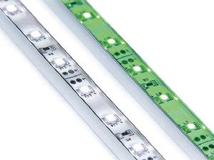 High luminous Slim Waterproof 3528 Rigid Strip