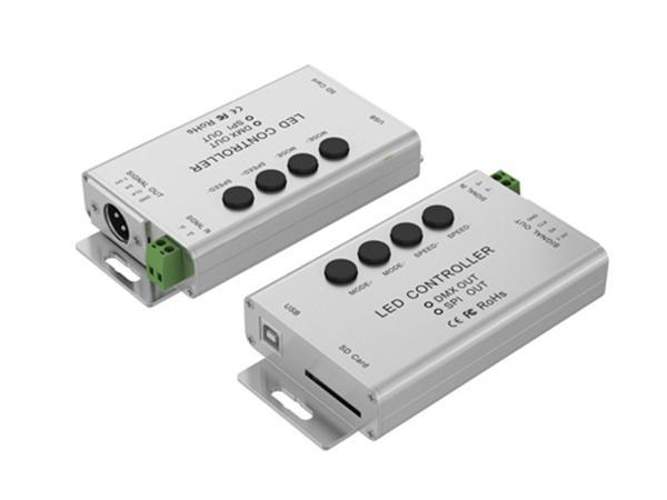 DMX 512 Master Controller | DMX Controller | Signcomplex
